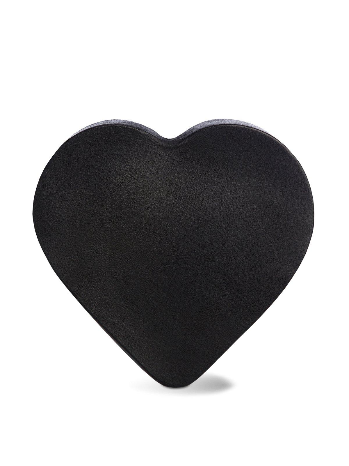 Heart Black Beret