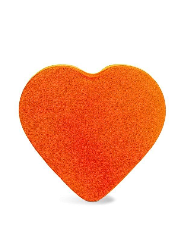 Heart Orange Beret