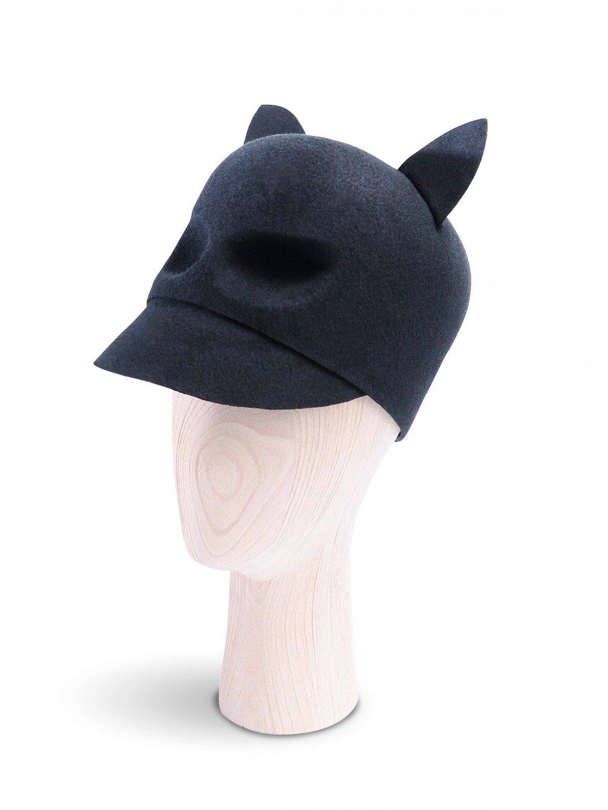 Catwoman Black Cap