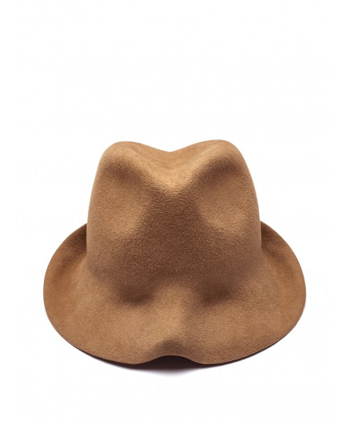 Gold Invisibleman Hat