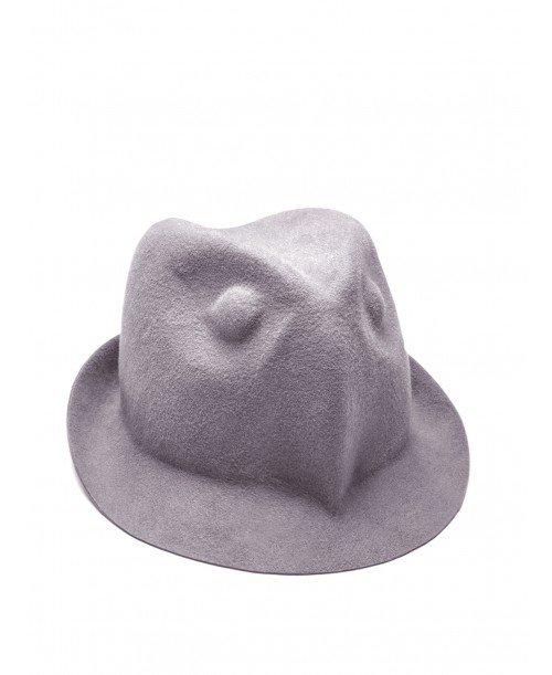 Grey Hawkman Hat