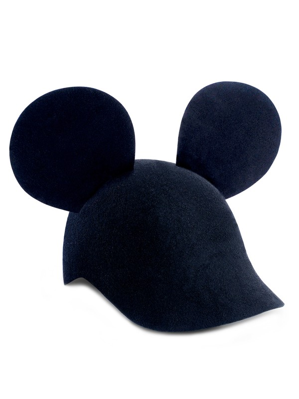 Michey Black Cap