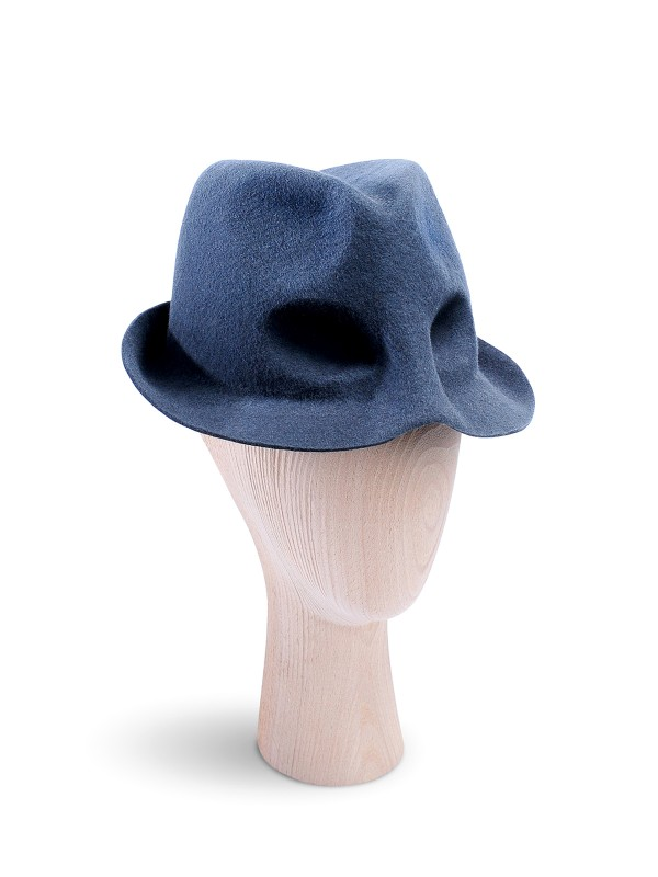 Steel Invisibleman Hat