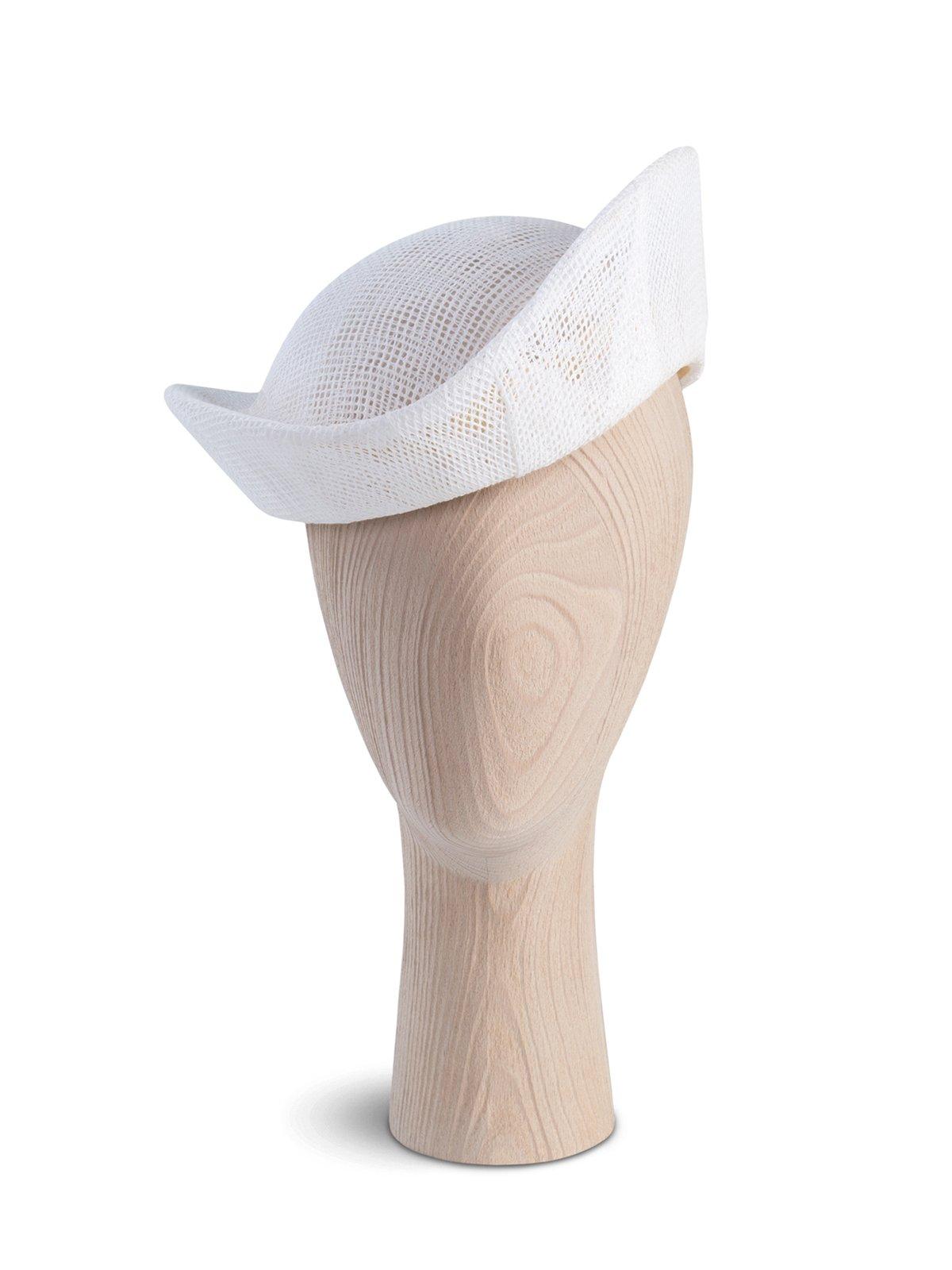 Pillbox White Hat