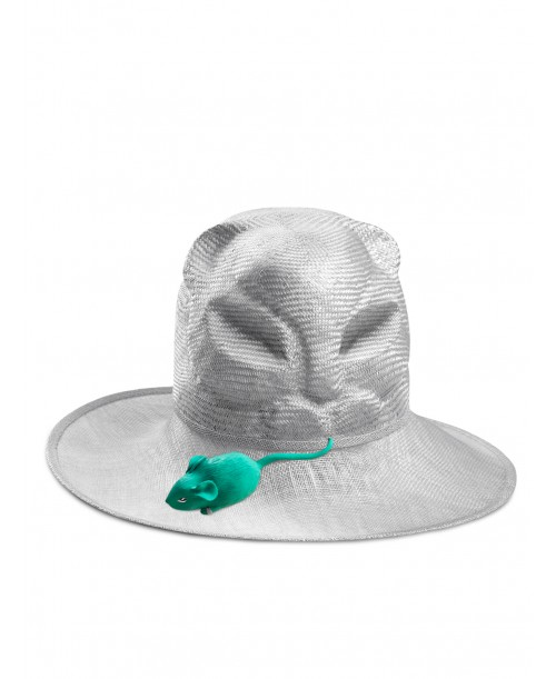 Cat ScottishFold Mouse Hat