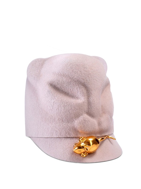 Catwoman Gold Cap