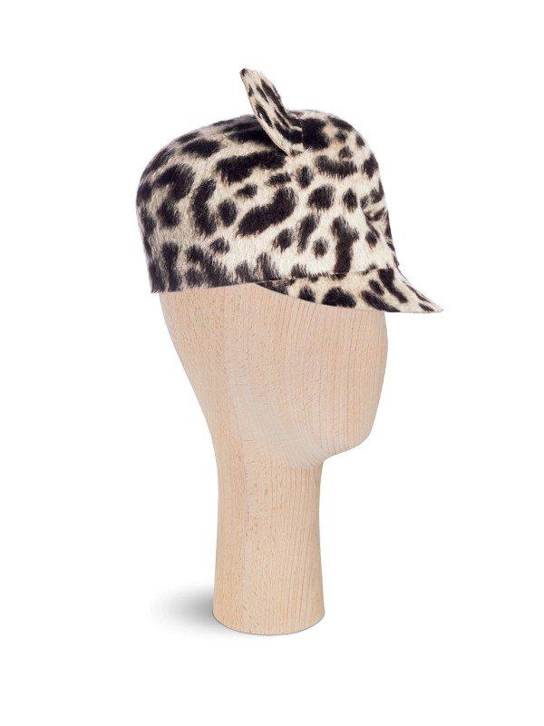 Cheetah Cap