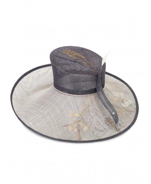 Silver Bird Hat
