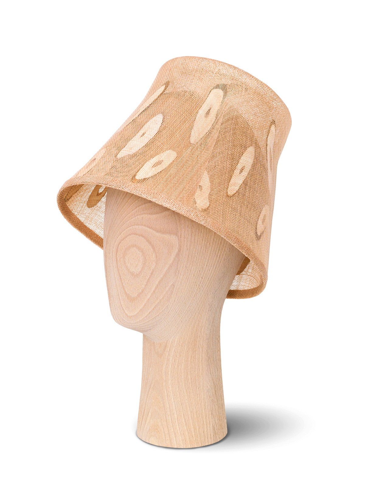 Hat With Wood