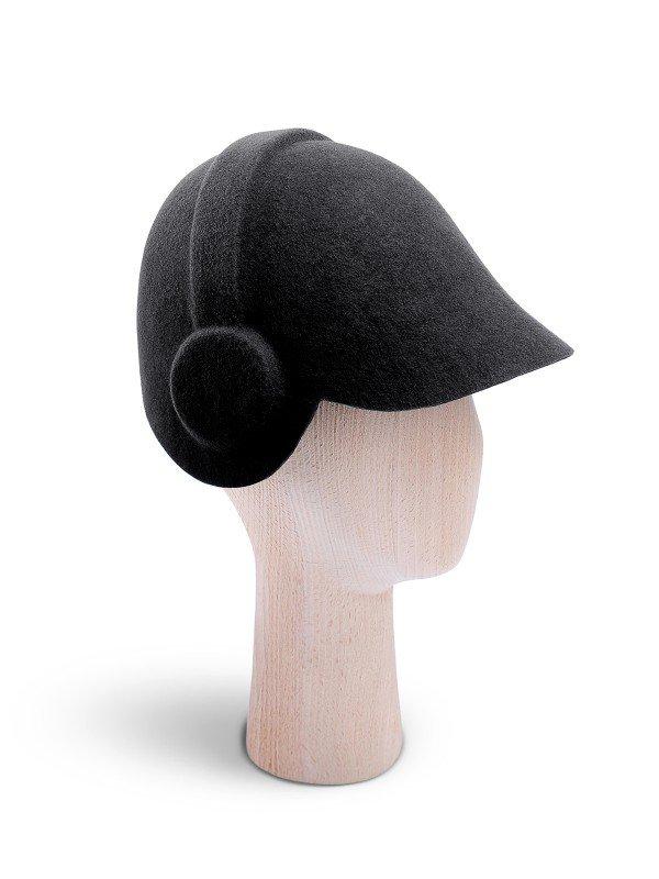 Headphones Black Cap
