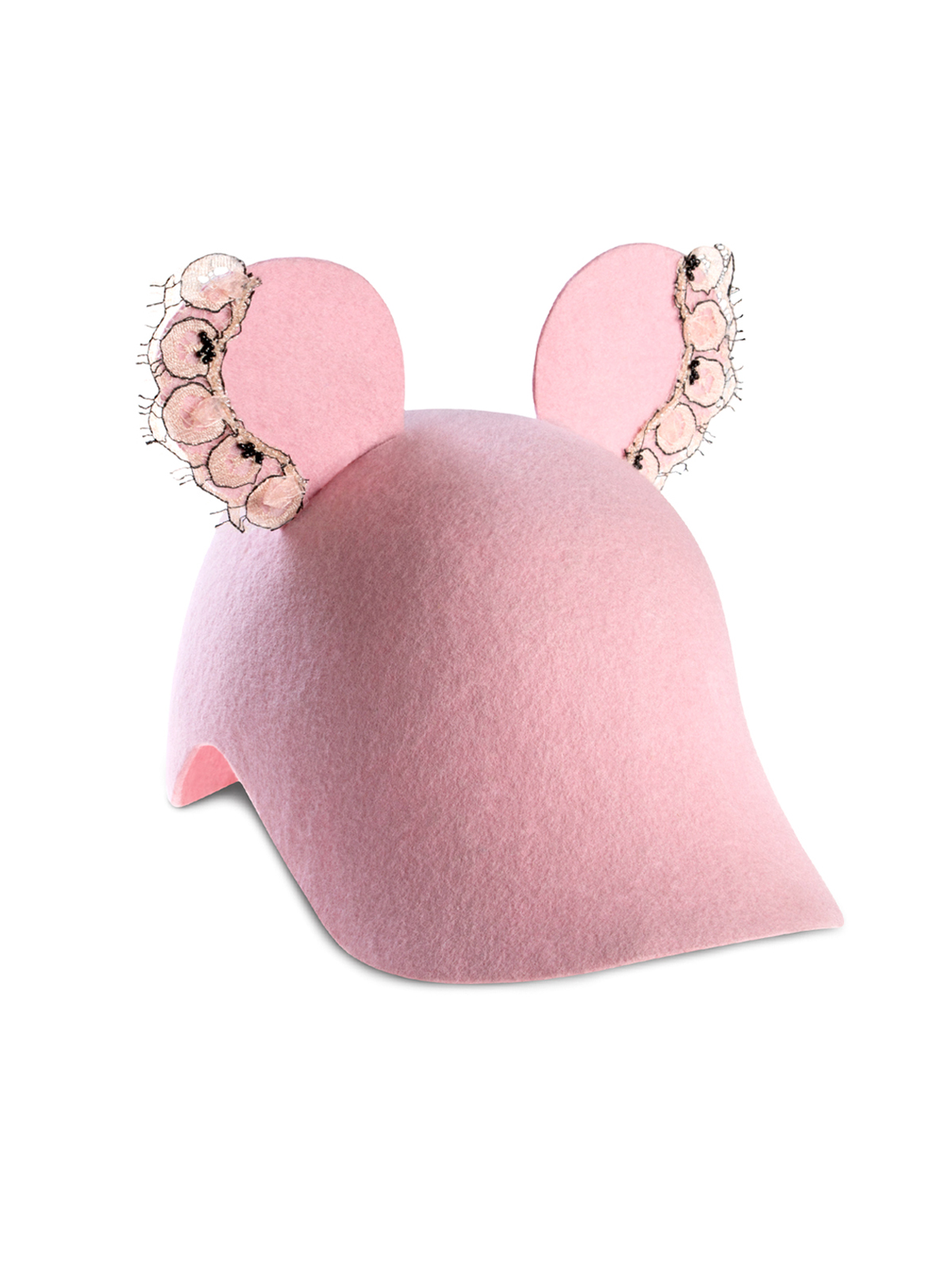 Michey Pink Cap