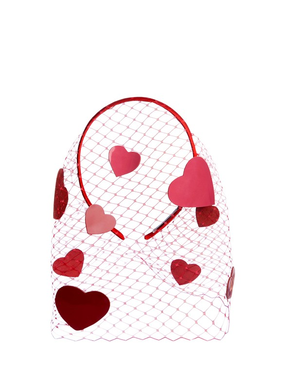 Veil Heart Poppy
