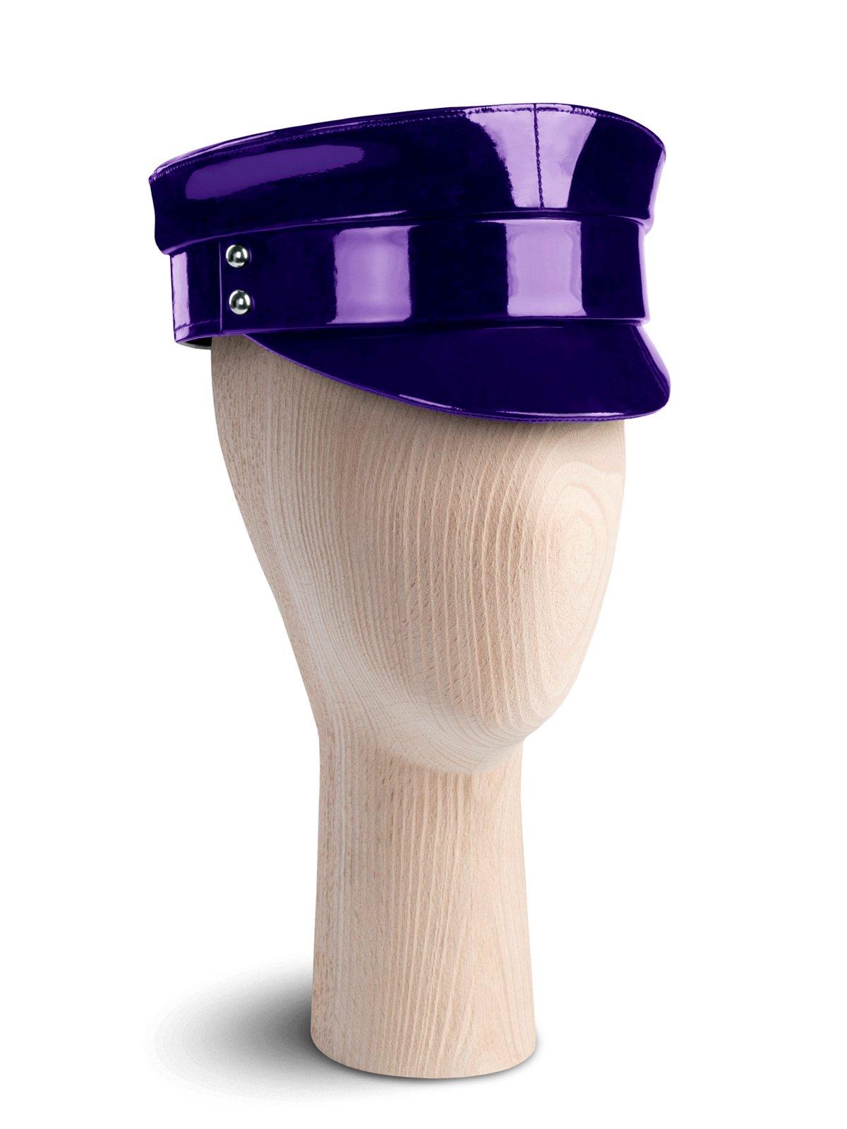 Baker Jet Velvet Cap