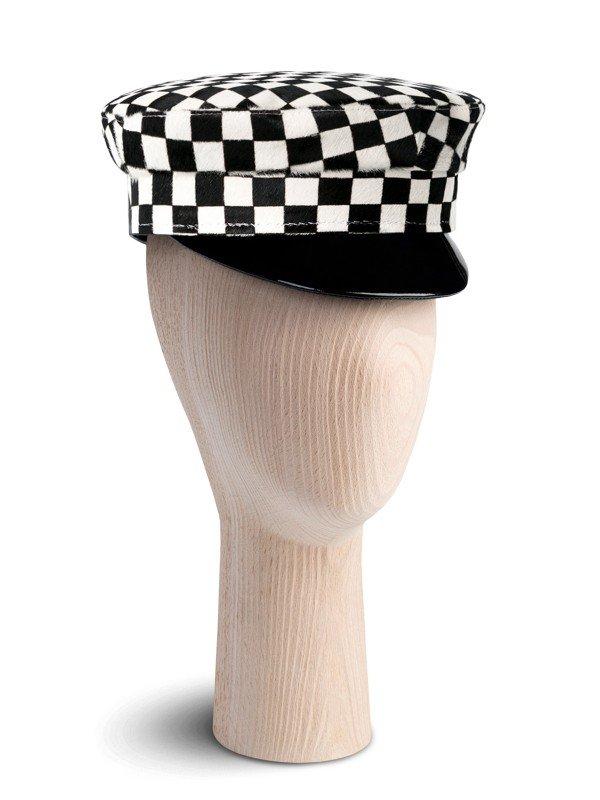 Biker Chess Cap
