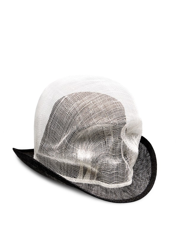 Mini Skull Double Hat