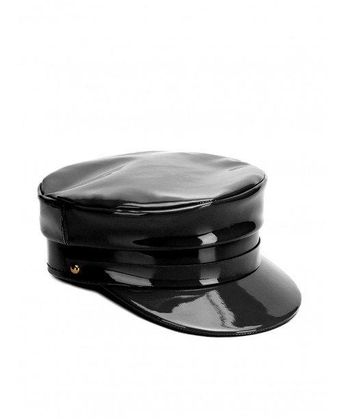 Officer Black Cap
