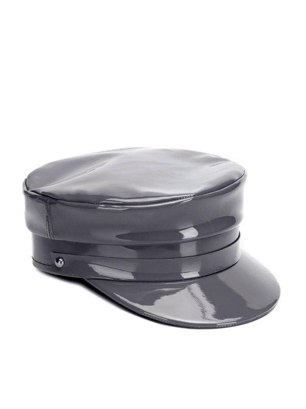 Officer Grey Cap