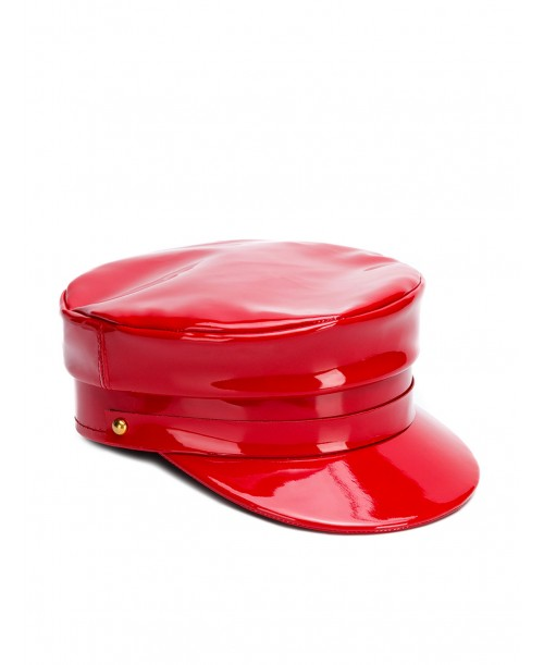 Officer Fire Cap