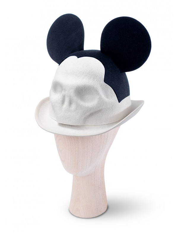 Skull Michey Hat
