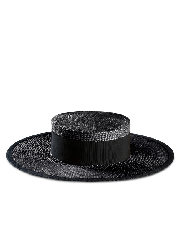 Sunflower Black Hat